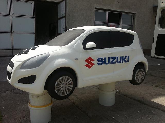 Suzuki Ignis není jen běžný automobil
