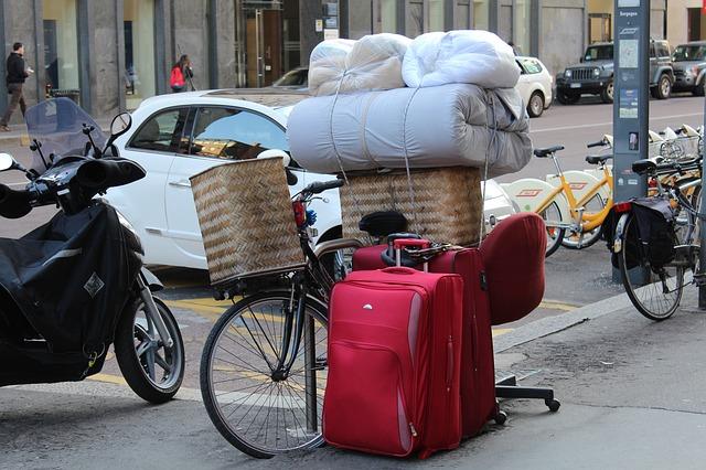 Stěhování nalehko