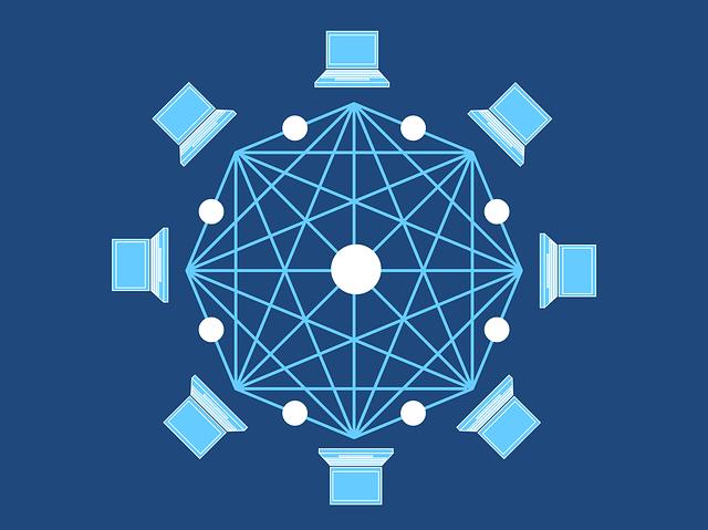 řetěz Blockchain